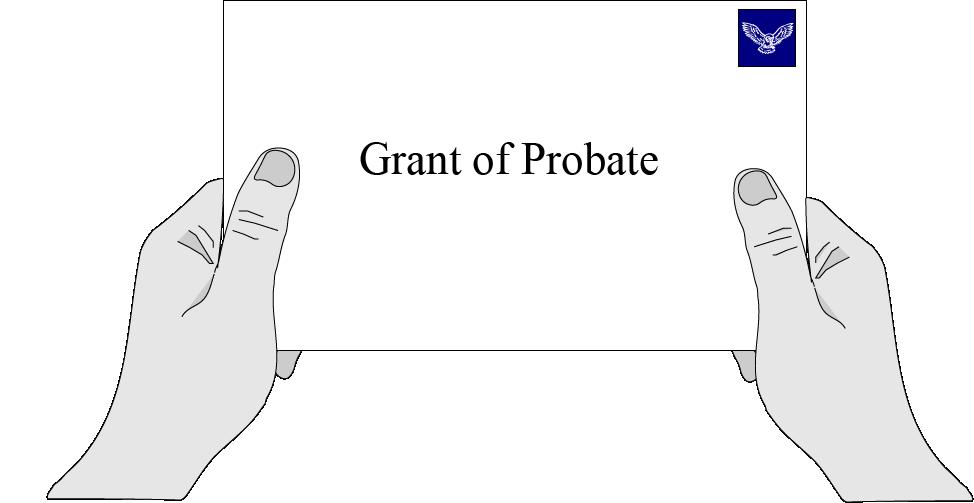 Grant of Probate - Athena Probate
