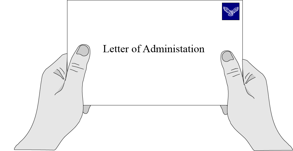 Letters of Administration - Athena Probate